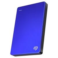 希捷(Seagate)Backup Plus睿品1TB USB3.0 2.5英寸 移动硬盘 金属宝石蓝(STDR1000302)