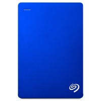 希捷(Seagate)Backup Plus 睿品5TB USB3.0 2.5英寸 移动硬盘 蓝色版(STDR5000302)