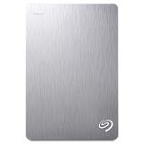 希捷(Seagate)Backup Plus 睿品5TB USB3.0 2.5英寸 移动硬盘 金属皓月银(STDR5000301)