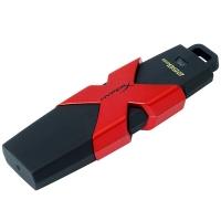 金士顿(Kingston)HXS3 256GB U盘 USB3.1 HyperX Savage 高速车载U盘 读速高达350MB/s