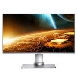 ZEOL 27英寸 4K高分辨率 旋转升降窄边框IPS屏 原装LG面板 电脑显示器(S273)