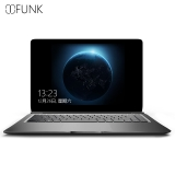 iFunk翼S 14英寸全金属轻薄笔记本电脑STD002A(M3-7Y30 8G 128G固态硬盘 IPS 背光键盘  Win10)黑
