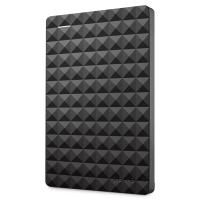 希捷(seagate)Expansion 新睿翼2TB 黑钻版USB3.0 2.5英寸 移动硬盘 经典黑 (STEA2000400)