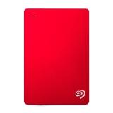 希捷(Seagate)Backup Plus 睿品4TB USB3.0 2.5英寸 移动硬盘 红色版(STDR4000303)