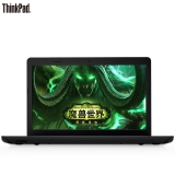 联想(ThinkPad)黑侠E570 GTX(1NCD)游戏笔记本(i5-7200U 4G 500G+128G SSD GTX950M 2G独显 FHD Win10)