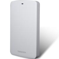 东芝(TOSHIBA)新北极熊系列 2TB 2.5英寸 USB3.0移动硬盘