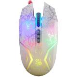 双飞燕(A4TECH)N50 霓彩游戏鼠标 光击游戏鼠标 有线游戏鼠标