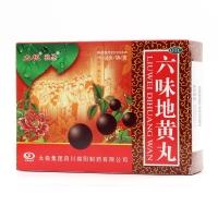 六味地黄丸,6gx15袋(水蜜丸)