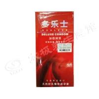 多乐士避孕套,12只(加倍润滑型)