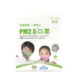绿盾PM2.5口罩,S(1只)7-12岁儿童适用