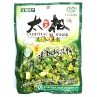 太极青椒榨菜粒,80g