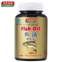 鱼油软胶囊,1000mgx100粒