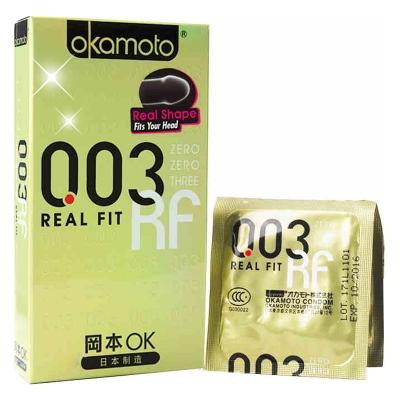 冈本OK避孕套,10片(贴身超薄)