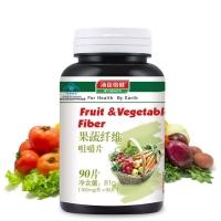 果蔬纤维咀嚼片,81g(900mgx90片)