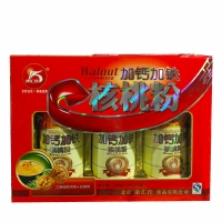 康汇佳无蔗糖加钙加铁核桃粉(礼盒),1050g