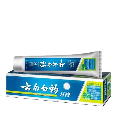 云南白药牙膏,210g(薄荷清爽型)