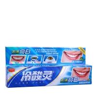 冷酸灵去渍亮白牙膏,170g(冰爽薄荷型)