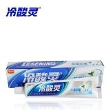 冷酸灵防菌抗敏牙膏,110g
