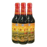 太极酱油,500ml(晒缸特级)
