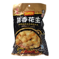 【特價】蒜香花生,318g(蒜香味)