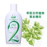 洁尔阴草本抑菌洗液,280ml(2合1)