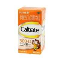 碳酸鈣D3咀嚼片Ⅱ(鈣爾奇D300),300mgx30片