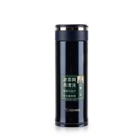 象印不锈钢真空瓶保温杯,SM-JTE34  AD深蓝色