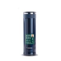 象印不锈钢真空保温杯,SM-JTE46 AD水蓝色