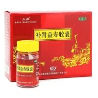補腎益壽膠囊,0.3gx60粒x3瓶