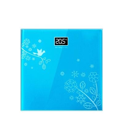 电子秤体重秤人体秤,JFF002ES蓝