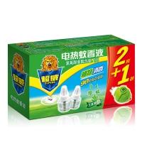 超威蚊香液2瓶+直插器特惠装(清香),40ml*2瓶+直插器(成人装)