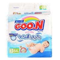 大王纸尿裤维E系列  , S(小号)84片,新老包装随机发货