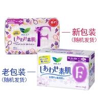 花王F系列日用卫生巾超薄瞬吸零触感(特多量) 25cm 18片