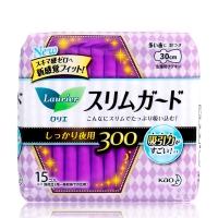 花王speed夜用卫生巾超薄瞬吸零触感(特薄),30cm,15片