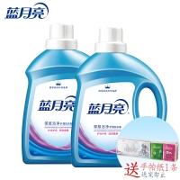 蓝月亮深层洁净洗衣液,2kg*2瓶(组合装)