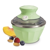 汉美驰冰淇淋机-绿色单碗 68554-CN ,160*160*220
