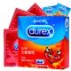 天然胶乳橡胶避孕套(杜蕾斯),3只(超薄装)