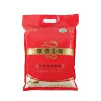 京贡1号五常生态香米,5kg塑料袋