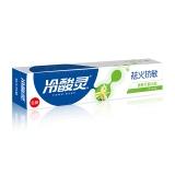 冷酸灵祛火抗敏牙膏,110g(草本薄荷香型)