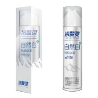 冷酸灵自然白双重抗敏感牙膏,130g(海洋薄荷香型)