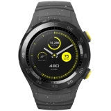 HUAWEI WATCH 2 华为第二代智能运动手表蓝牙版 蓝牙通话 GPS心率FIRSTBEAT运动指导 NFC支付 星空灰