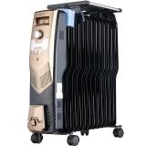 先锋(Singfun) 取暖器/家用电暖器/电暖气/13片S型电热油汀 DS9213