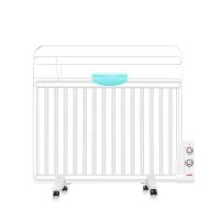 桑普(Sampux)DB1315MS 防水防烫型大烘衣架薄板式电热油汀取暖器/电暖器/电暖气