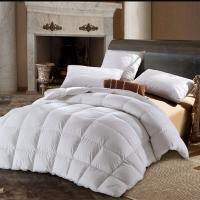 SAINTMARC罗莱生活出品 梵诺克.奢暖白鸭绒被 羽绒被子冬被芯 尚玛可200*230