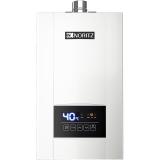 能率(NORITZ)13升智能精控恒温 日本原装CPU 一键节能燃气热水器 GQ-13E4AFEX(天然气)(JSQ25-E4)