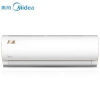 美的(Midea)正1.5匹 智弧 智能 静音  光线感应 定速冷暖壁挂式空调挂机 KFR-35GW/WDAD3@