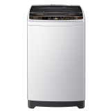 海尔(Haier) XQB80-M21JD  8公斤全自动波轮洗衣机 智能:?刂 漂甩二合一