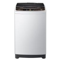 海尔(Haier) XQB80-M21JD  8公斤全自动波轮洗衣机 智能模糊控制 漂甩二合一