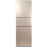 TCL BCD-207TWF1 207升 风冷无霜 三门冰箱 电脑温控(流光金)