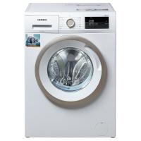 西门子(SIEMENS) XQG70-WM10N0600W 7公斤 变频 滚筒洗衣机 静音 防过敏程序 一键自清洁(白色)